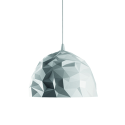 Rock suspension white | Iluminación general | Diesel by Foscarini