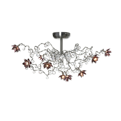 Jewel Diamond ceiling light 9-amethyst | General lighting | HARCO LOOR