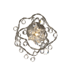 Jewel Diamond wall lamp 1-transparent | General lighting | HARCO LOOR