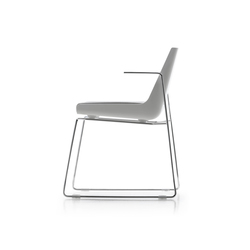 Nanta | Visitors chairs / Side chairs | Forma 5