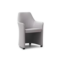 Lirio Chair | Sillas para restaurantes | Leolux