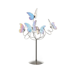 Papillon table lamp 5-iridescent | Iluminación general | HARCO LOOR