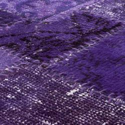 Industrial deep lilac | Rugs | Miinu