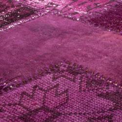 Industrial fuchsia purple | Alfombras / Alfombras de diseño | Miinu