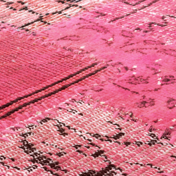 Industrial hot pink | Rugs | Miinu