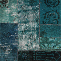 Industrial lake blue | Rugs / Designer rugs | Miinu