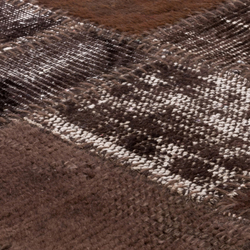 Industrial tobacco brown | Rugs / Designer rugs | Miinu