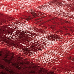 Industrial true red | Rugs / Designer rugs | Miinu