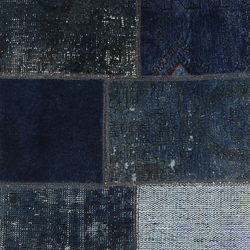 Industrial twighlight blue | Rugs / Designer rugs | Miinu