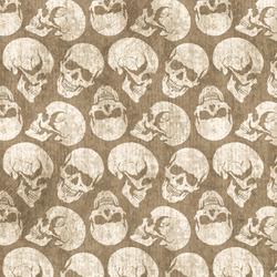 Skulls | Carta da parati | Wall&decò