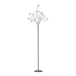 Snowball floor lamp 9 | Iluminación general | HARCO LOOR