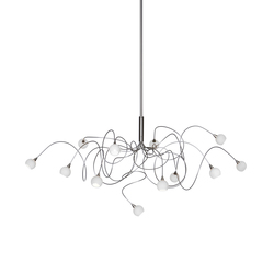 Snowball pendant light 12 | Iluminación general | HARCO LOOR