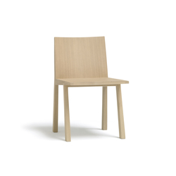 Woody SI 1250 | Restaurant chairs | Andreu World