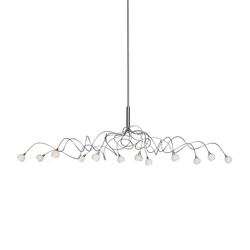 Snowball oval pendant light 12 | General lighting | HARCO LOOR