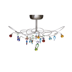 Strawberry ceiling light 9-multicolor | Illuminazione generale | HARCO LOOR