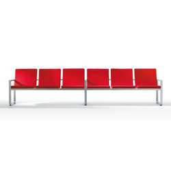 VIP system | Waiting area benches | Forma 5