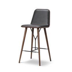 Spine Barstool | Taburetes de bar | Fredericia Furniture