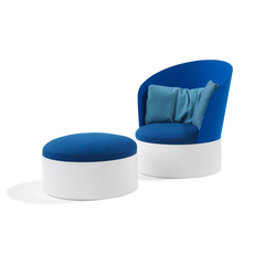 B25 / B25 Ottoman | Lounge chairs | Blå Station