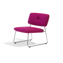 Dundra Easy Chair S71 | Loungesessel | Blå Station