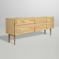 Reflect | sideboard large | Aparadores | Muuto