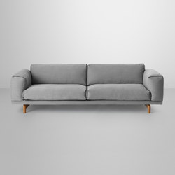 Rest | 3-Seater | Loungesofas | Muuto