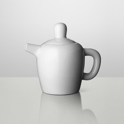 Bulky Tea Pot | Dinnerware | Muuto
