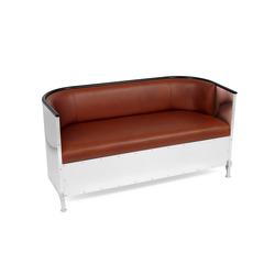 Aluminium Sofa | Lounge sofas | Källemo