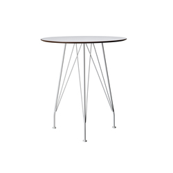 Desirée table | Cafeteria tables | Swedese