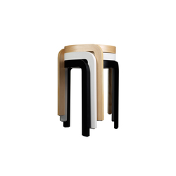 Spin stackable stool | Sgabelli | Swedese