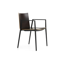 Archal Armchair | Visitors chairs / Side chairs | Lammhults