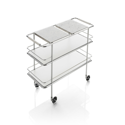 Cargo Gastro | Tea-trolleys / Bar-trolleys | Lammhults