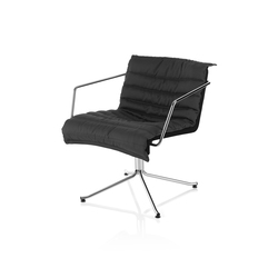 Millibar Soft Lounge | Lounge chairs | Lammhults