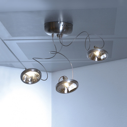 Target ceiling-/wall lamp 3 | Wall lights | HARCO LOOR