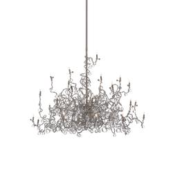 Tiara Diamond Chandelier pendant light 24 | General lighting | HARCO LOOR