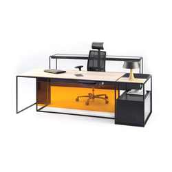 Frame | Executive desks | ERSA