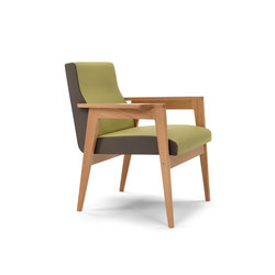 Danesa armchair | Poltrone lounge | Mobles 114