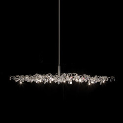 Tiara Oval Pendant light 15 | Iluminación general | HARCO LOOR