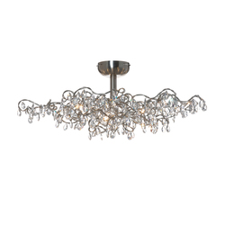 Tiara ceiling light 15-transparent | Iluminación general | HARCO LOOR