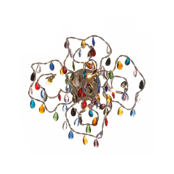 Tiara ceiling-/wall lamp 5-multicolor | Iluminación general | HARCO LOOR