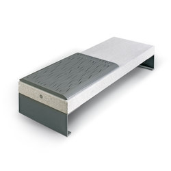 Diamante | Bancs publics | Metalco