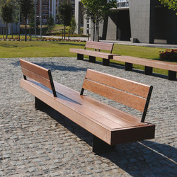 Harris | Bancs publics | Metalco