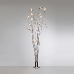 Tree flag floor lamp 15 | Lampade piantana | HARCO LOOR