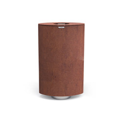 Spencer | Exterior bins | Metalco