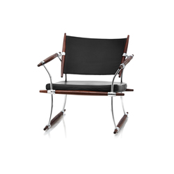 Quistgaard Safari Chair | Lounge chairs | GUBI
