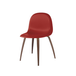 Gubi Chair – Wood Base | Restaurant chairs | GUBI