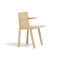 Woody SO 1251 | Restaurant chairs | Andreu World