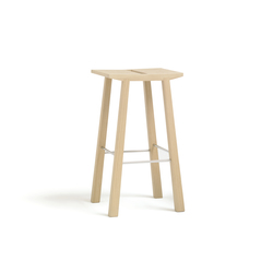 Woody BQ 1253 | Bar stools | Andreu World