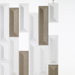 Quartz QZD12 free-hanging | Space dividers | Karl Andersson