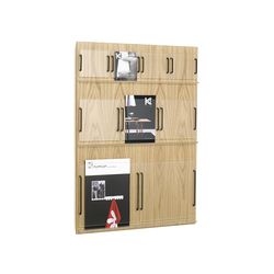 Conducco CO12 | Brochure / Magazine display stands | Karl Andersson