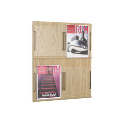 Conducco COA4S22 | Brochure / Magazine display stands | Karl Andersson